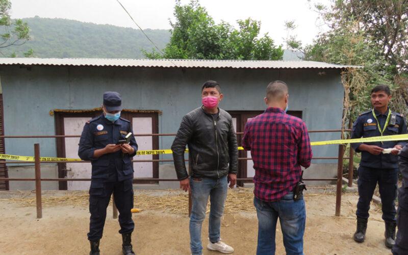 bhaktapur murder