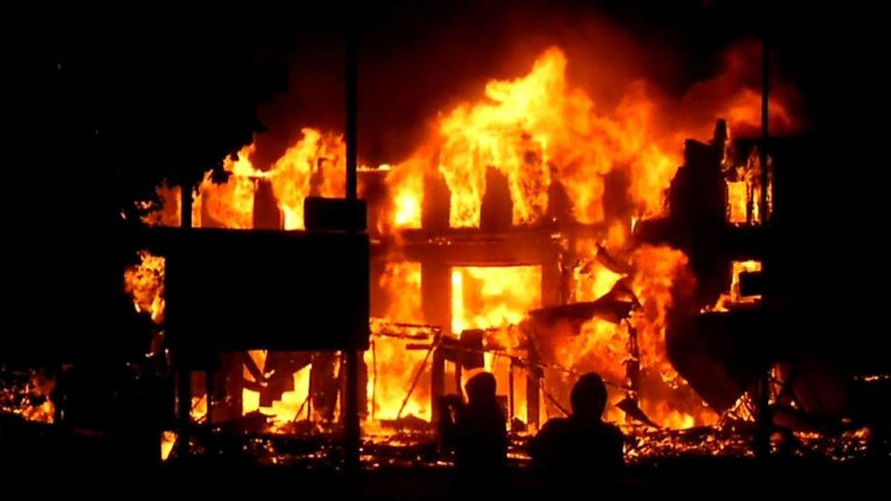 niger school fire