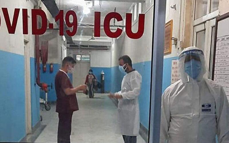Covid ICU