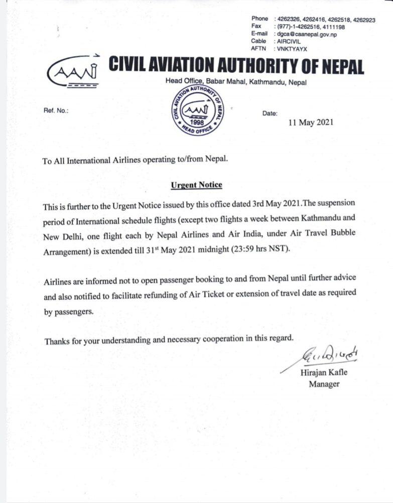 civil notice