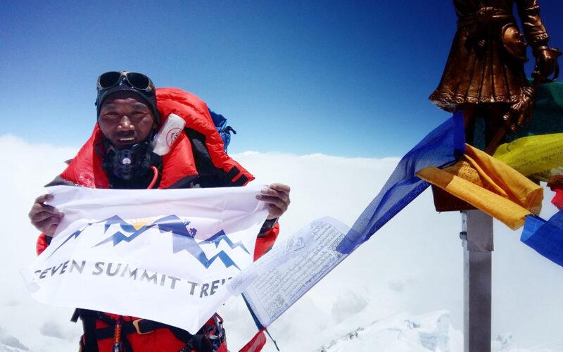 kamirita sherpa