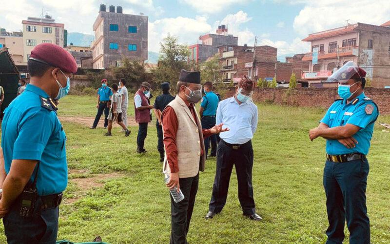 lumbini election