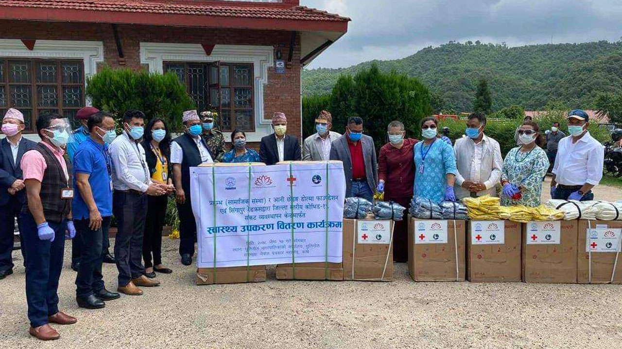 medical kit donation