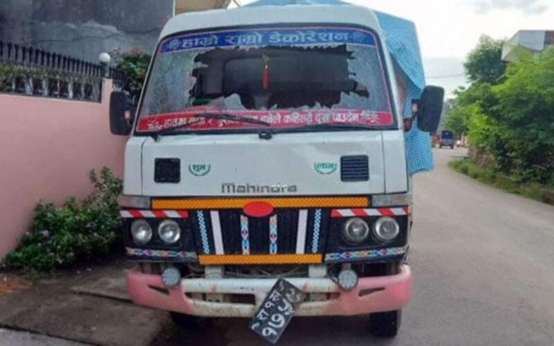 Bus todfod at lamahi