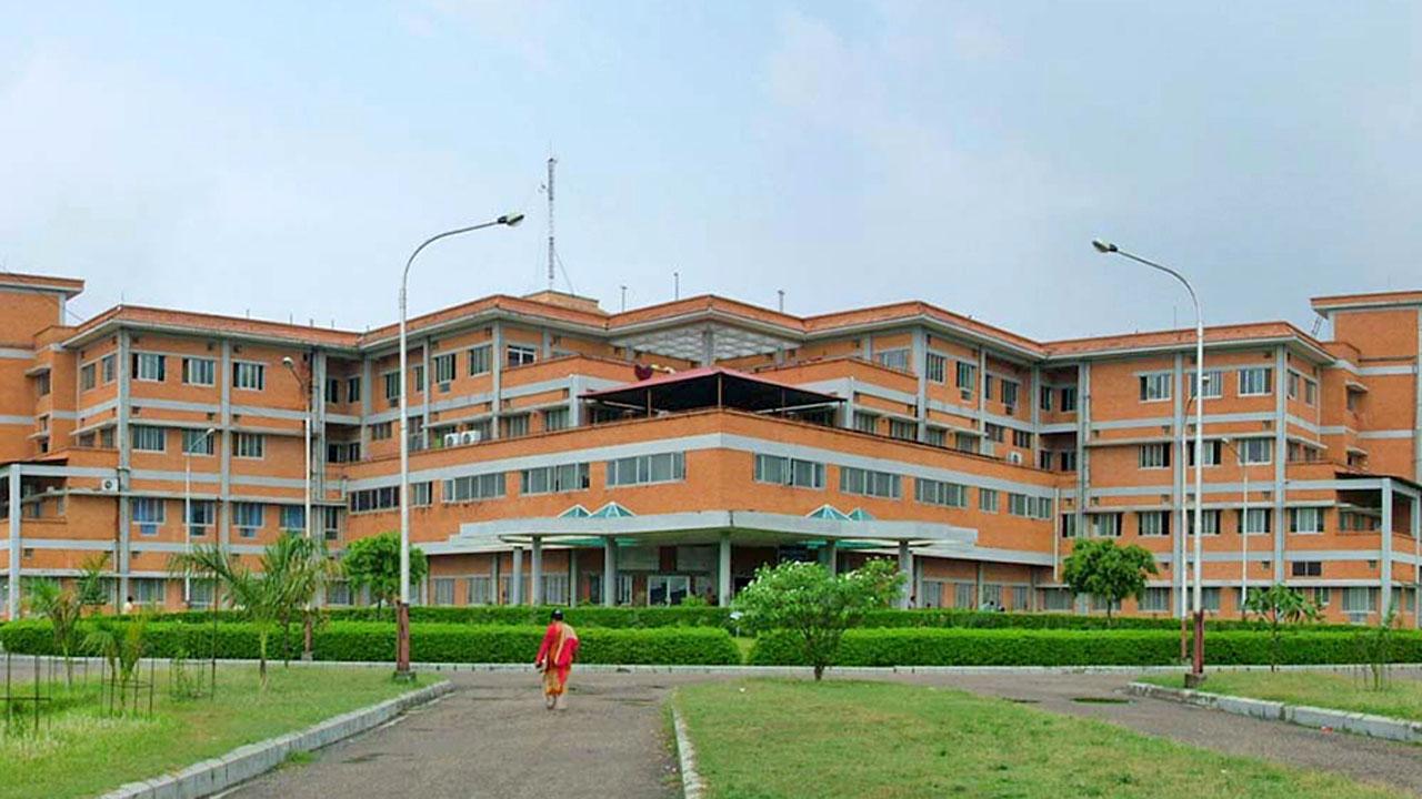 Nepalgunj medical teaching hospital kohalpur