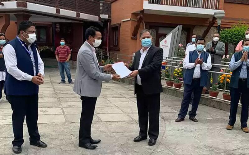 china give medical kit to uml