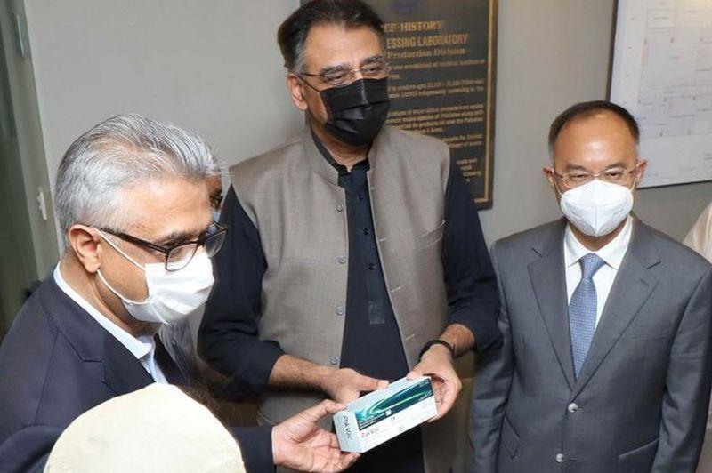 covid vaccine Pakistan