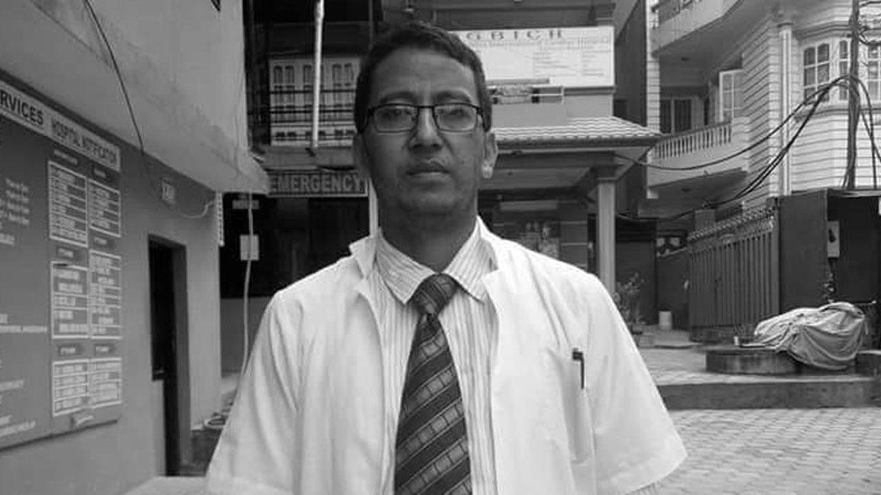 dr. Subedi
