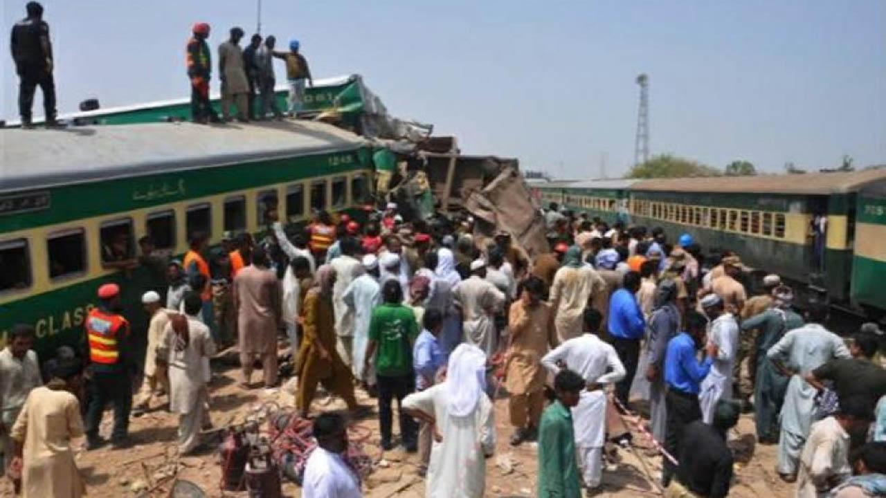 pakistan accident