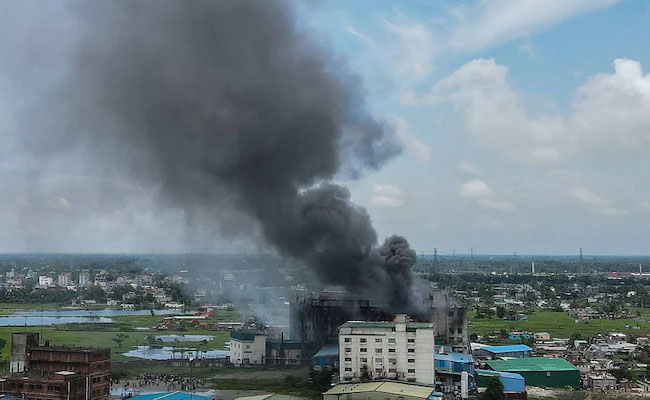 bangladesh fire accident