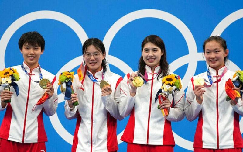 china world record