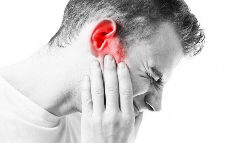 pain in ear