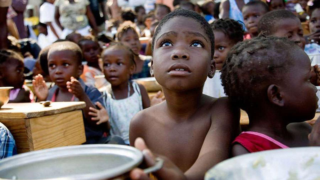 world hunger bhokmari