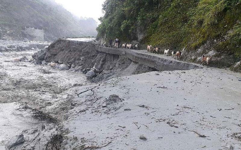 Bajhang road