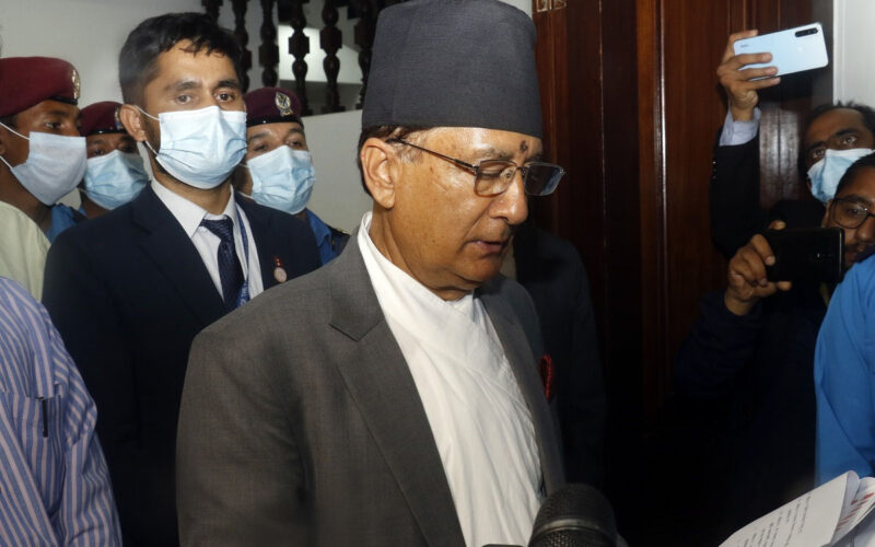 gyanendra bdr karki