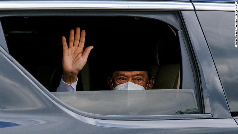 malaysia prime minister muhyiddin