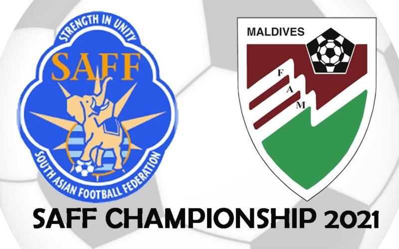 saff championship maldives