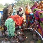 Pakistan Water Gathering